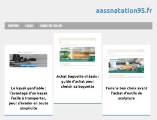 aassnatation95.fr screenshot