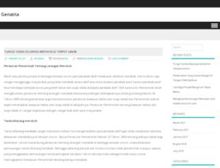 aat-geriatria.com screenshot
