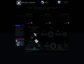 aaudioimports.com screenshot