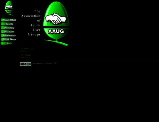 aaug.net screenshot