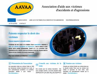 aavaa.fr screenshot