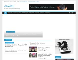 aavaas.com screenshot