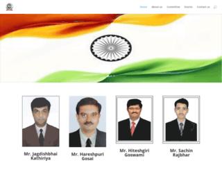 aazadcharitabletrust.com screenshot