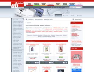 ab-obchod.sk screenshot