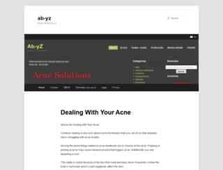 ab-yz.info screenshot
