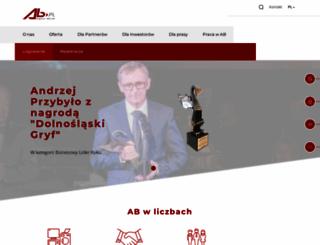 ab.pl screenshot