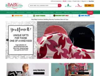 ababy.com screenshot