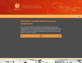 abace.aero screenshot