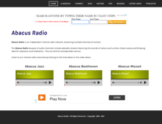 abacustv.com screenshot
