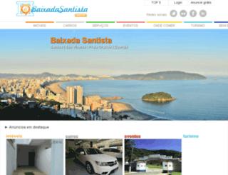 abaixadasantista.com.br screenshot
