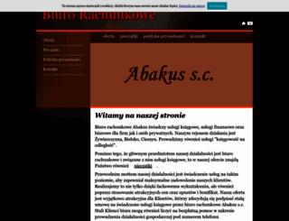 abakus.xip.pl screenshot