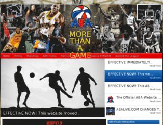 abalive.com screenshot