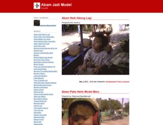 abamjadimodel.wordpress.com screenshot