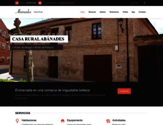 abanades.com screenshot