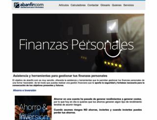 abanfin.com screenshot