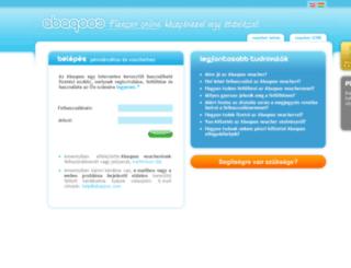 abaqoos.com screenshot