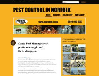 abateltd.wordpress.com screenshot