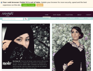 abayasbyakhawat.com screenshot