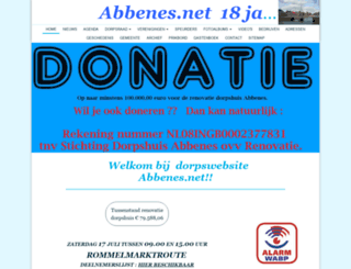 abbenes.net screenshot