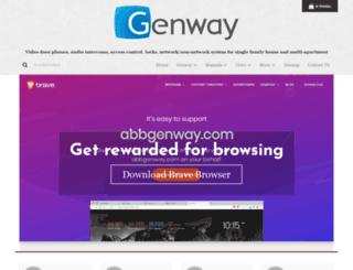 abbgenway.com screenshot
