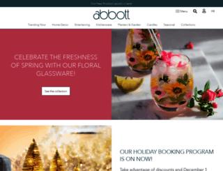 abbottcollection.com screenshot