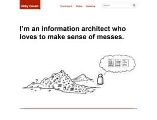 abbytheia.com screenshot