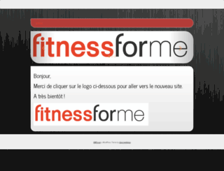abc-fitness.fr screenshot