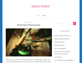 abc-of-fishing.net screenshot