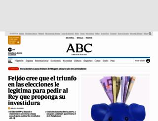 abc.es screenshot