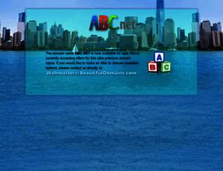 abc.net screenshot