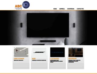 abc.pt screenshot