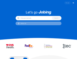 abc15.jobing.com screenshot
