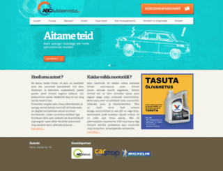abcauto.ee screenshot