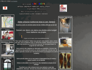 abcbois.free.fr screenshot
