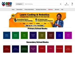 abcbooks.ie screenshot