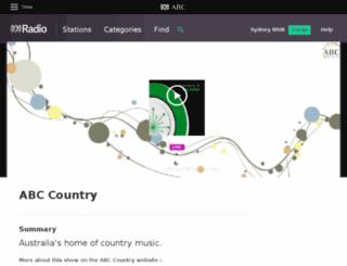 abccountry.net.au screenshot
