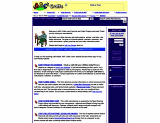 abccrafts.com screenshot