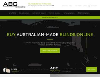 abcexpress.com.au screenshot