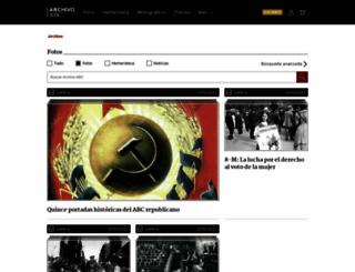 abcfoto.es screenshot
