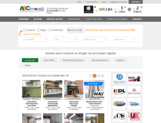 abcimovel.com.br screenshot
