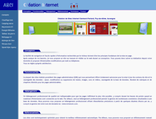 abciweb.net screenshot