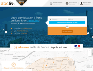 abcliv.fr screenshot