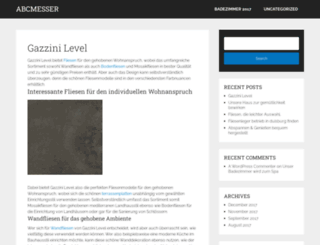 abcmesser.de screenshot