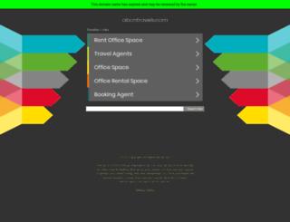 abcntravels.com screenshot
