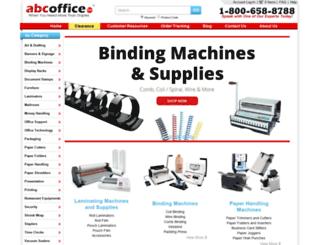 abcoffice.com screenshot