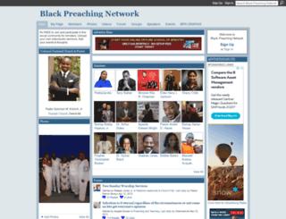 abcpreachers.ning.com screenshot