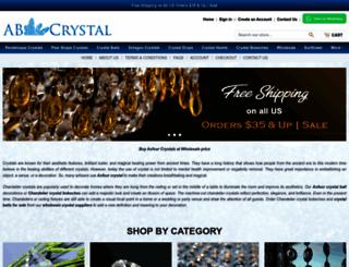 abcrystal.com screenshot