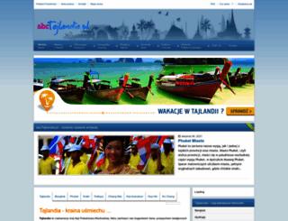 abctajlandia.pl screenshot