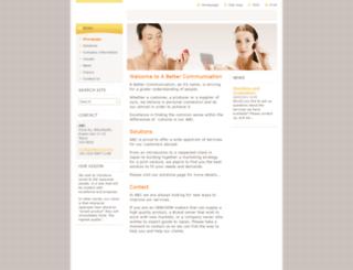 abctemp.webnode.com screenshot