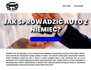 abcup.com.pl screenshot